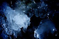 "Fine art print ""Ice I"" Fine Art Prints, Amethyst, Posters, Texture, Crystals, Crafts, Manualidades, Art Prints, Amethysts"