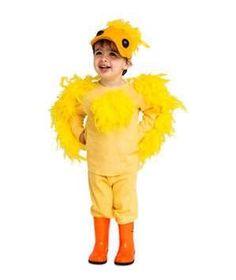 Lucky Duck DIY Halloween Costume