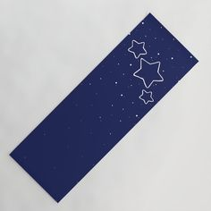 """Strike your sun salutation in style. Our yoga mats are lightweight, yet durable. Just toss it over your shoulder with the handy carrying strap and you're on your way. With so many designs to choose from, you're sure to find one that will have everyone in your studio's head turning. - 24"""" wide x 70"""" long x 1/4"""" thick - Includes 1.5"""" woven polyester carrying strap - Design on the front with white on the back - Heavy duty, but lightweight at 3...."""