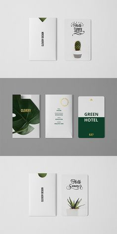 hotel signage Card Design by Clevery Key Design, Layout Design, Print Design, Graphic Design, Hotel Signage, Hotel Branding, Business Invitation, Invitation Card Design, Hotel Key Cards