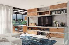 Apartamento dúplex de 320 m² na Gávea / Marcia Müller #hometheater