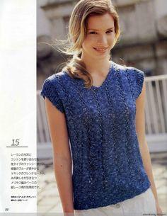 蓝色的简约 - ellem6 - 织织不倦
