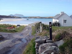 Derrynane Harbour, Co Kerry, by unknown author. Repinned by WI/IE. _____________________________Do feel free to visit us on http://www.wonderfulireland.ie/west/derrynane-harbour/#/ ... for lots more pictures and stories of beautiful Ireland.