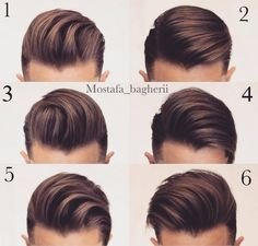 View the best mens hairstyles from Charlemagne Premium male grooming and beard styling. We love the sexy looks using pomades, clay, matte paste and the coolest messy looks. Tattoo View the best mens hairstyles . Cool Hairstyles For Men, Different Hairstyles, Hairstyles Haircuts, Haircuts For Men, Mens Hairstyles 2018, Hair And Beard Styles, Short Hair Styles, Hair Styles For Boys, Gents Hair Style