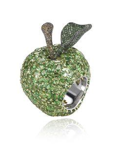 Anello Chopard gioielli