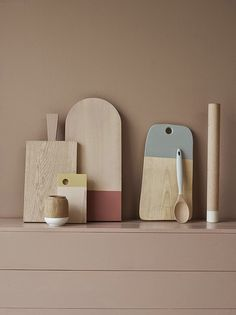 LADY Spring and Summer 2015 – en oppfordring til gjenbruk Best Paint Colors, Wall Colors, Paint Colours, Jotun Lady, Light Colored Wood, Pastel Interior, Hanging Canvas, Interior Rendering, Interior Design