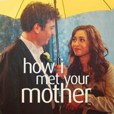 I still can't get over the fact, that it's the end! It's over, there won't be any new episodes, we will never see them all together. I will really miss How I Met Your Mother