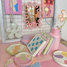 Pastel Room, Pastel Colors, Dream Rooms, Dream Bedroom, Room Ideas Bedroom, Bedroom Decor, Living Room Kitchen, Living Room Decor, Cute Room Ideas