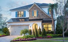 Oleander - Bent Creek Preserve - The Floresta Collection - Naples Home for Sale | Standard Pacific Homes