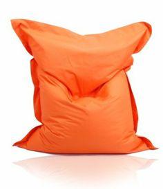 Kinzler Riesensitzsack 140x180 cm, orange