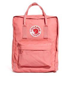 Pink/Rose Fjallraven backpack