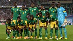 CLASIFICADO! Senegal venció 2-0 a Sudáfrica como visitante y está en el Mundial de Rusia 2018.   Segunda vez en la historia para el conjunto africano tras Corea-Japón 2002