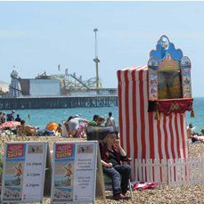 Brighton's Punch & Judy Show - Brighton