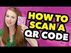 Learn how to scan QR