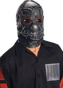 Masque Shawn Crahan Slipknot Clown noir