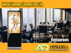 digital-lcd-signage-Applications-Restaurants