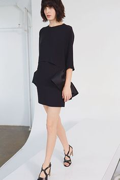 For an evening out in NYC // Stella McCartney Resort 2014