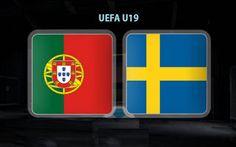 Portail des Frequences des chaines: Portugal vs Sweden - UEFA U19