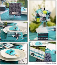 1000 images about deco mariage on pinterest mariage - Decoration de table originale ...