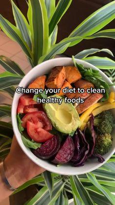 Healthy Salad Recipes, Healthy Smoothies, Healthy Drinks, Keto Recipes, Healthy Snacks, Healthy Eating, Alkaline Recipes, Vegan Lunches, Healthy Menu