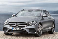 Mercedes-Benz E 400 4MATIC (W213) '2016