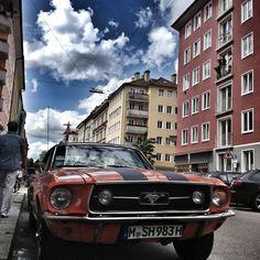 Ford Mustang Oldtimer