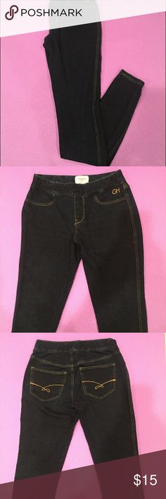 Gilly Hicks Jegging Size: XS.   Color: Navy Gilly Hicks Jeans Skinny