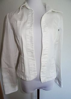Kaufe meinen Artikel bei #Kleiderkreisel http://www.kleiderkreisel.de/damenmode/blazer-blazer/131065784-melrose-jeansblazer-gr3234