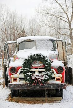 still love this, a vintage country Christmas