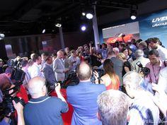 Erste Bilder: Mazda MX-5 2014/ 2015/ 2016 Weltpremiere in Barcelona