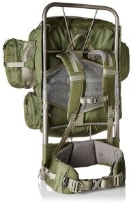 Kelty Yukon External Frame Pack - Perfect Scout Transitional Backpack