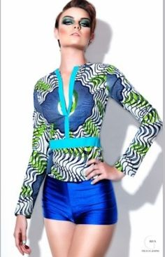 African ~African Prints, African women dresses, African fashion styles, african clothing