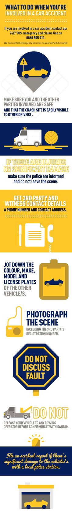 Submit a Claim to Santam Insurance Safety Tips, Infographics, The Past, Content, Twitter, Car, Automobile, Infographic, Info Graphics
