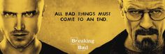 Breaking Bad - All Bad Things Póster