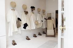 Egg is an independent boutique brainchild of Maureen Doherty located in West London.