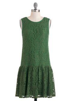 $144.99 A Frond Farewell Dress, #ModCloth