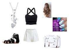 its hot Romwe by ladiee-e on Polyvore featuring Bling Jewelry