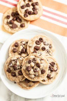 gluten-free chocolate chip cookies 4