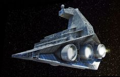 Star Wars Rebles concept art of an Imperial Star Destroyer Star Wars Rpg, Star Wars Ships, Star Wars Rebels, Bodhi Rook, Animation Programs, Mind Tricks, Star Destroyer, Visual Development, Clone Wars
