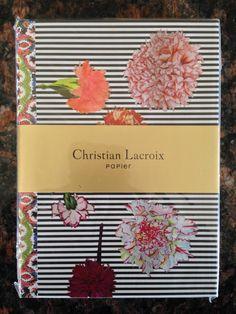 Christian Lacroix Papier Notebook