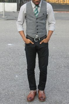 """Maybe it's because IWU is a """"Hipster""""school, but I think guys who dress like this are extremely attractive. :)"""