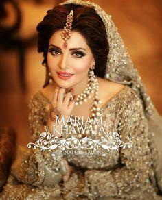 Pin By Famma Farooq On Bridal Best Bridal Makeup Pakistani Bridal Pakistani Bridal Hairstyles, Pakistani Bridal Makeup, Best Bridal Makeup, Bridal Makeup Looks, Pakistani Wedding Dresses, Bridal Looks, Bridal Style, Bridal Beauty, Bride Makeup