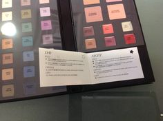 Make up kit that helps you decide what look is better for daytime and nighttime.  | Pretty Woman Salon & Boutique | (618) 998-9139 |