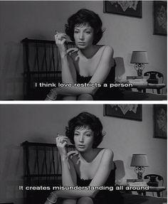 La Notte - Antonioni, 1961