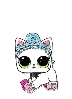 Series 3- Royal kitty-Cat Glam Club