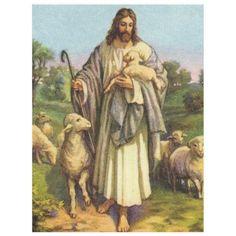JESUS the SHEPPARD Fleece Blanket