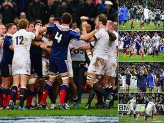 La victoire des Bleus en images Rugby News, Sumo, Images, Wrestling, Sports, Lucha Libre, Hs Sports, Sport, Exercise