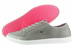 Lacoste Polidor NSK SPW 7-26SPW41141C9 Women's Premium Fashion Sneakers Casual Shoes only $85.00