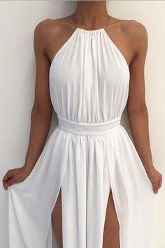 Sexy Backless Sleeveless Dress