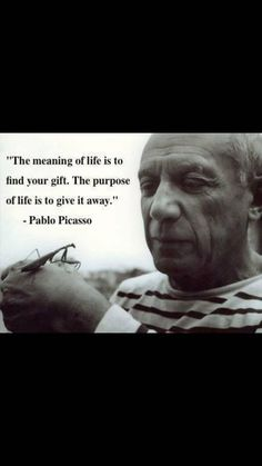 The meaning of life...L.Loe